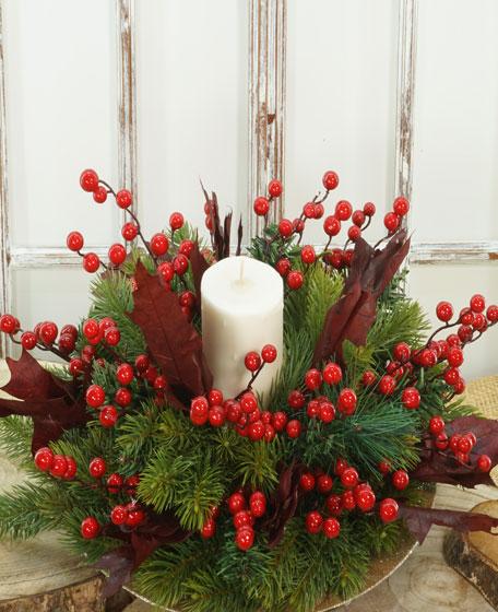 Centro de Navidad Ilex